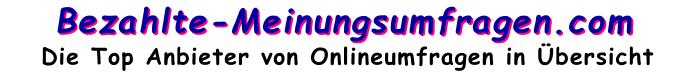 Bezahlte-Meinungsumfragen.com